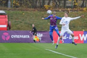 11-й тур Суперлиги: ЦСКА 1 - 1