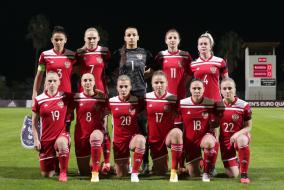Россия - Косово. Отборочный матч Чемпионата Европы-2022 среди женских команд