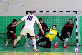 Вторая лига 2020/21. Феникс - IXORA 2:0