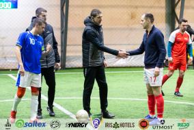 Трудовые Резервы  5 : 3  Young Business Club | Winter R-Cup 20/21