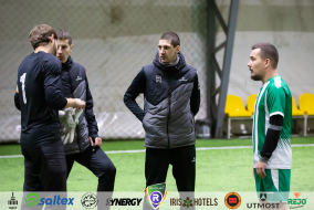 FC 'Valkyrie'  1 : 4  Sporting Kyiv | Winter R-Cup 20/21