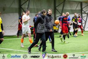 Falcons Youth  4 : 0  ЮниорСпортТалисман | Winter R-Cup 20/21