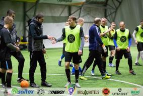Рейнджери  6 : 9  FC Rabona | Winter R-Cup 20/21