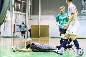 Первая лига 2020/21. First Logistik - НаПас 5:2
