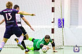 Первая лига 2020/21. Крылья - БМК 0:6