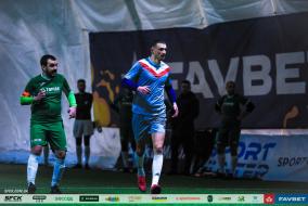 СТАЛЬ vs TOPIAR   SFCK FAVBET WINTER CHAMPIONSHIP 2020  