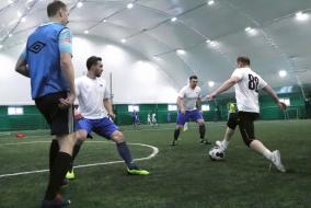 VII Чемпионат Москвы среди строительных организаций по мини-футболу Сезон Весна 3 тур