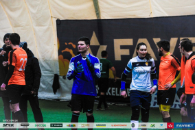 АГРОСЕМ vs ALTERRA | SFCK FAVBET WINTER CHAMPIONSHIP 2020 |