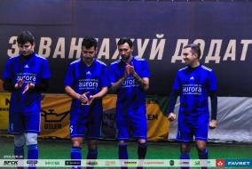 AURORA TEAM vs ФК СТАЛЬ   SFCK FAVBET WINTER CHAMPIONSHIP 2020  
