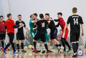 Третья лига 2020/21. РГУП - Кузнечиха 5:2