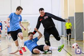Третья лига 2020/21. МФК Сормович - Технари 2:8