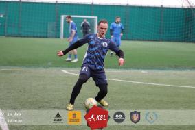 8-тур YL Vikings - SC Zabiria