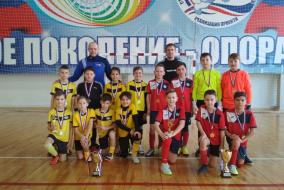 Зимний Кубок по мини-футболу. 2010 г.р.
