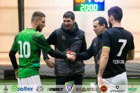 Smile Development  0 : 3  FC Energo | Winter R-Cup 20/21