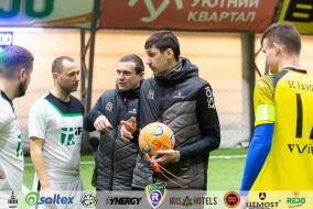IFL  3 : 1  SC Favorit | Winter R-Cup 20/21