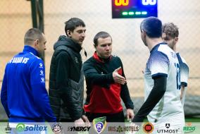 F.C. Svyatosh  1 : 4  Радар ВС | Winter R-Cup 20/21