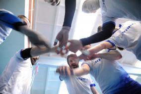 Волейбол 2020-2021. Матч ВЗРМ - ЭФКО