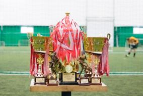 VII Чемпионат Москвы среди строительных организаций по мини-футболу Сезон Весна 7 тур