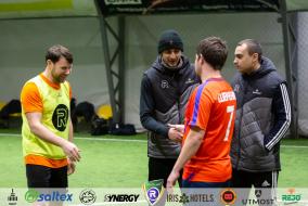 ФК Легіон  4 : 6  SimStore-Fiskars   Winter R-Cup 20/21