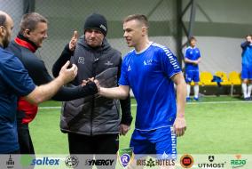 TRIDENT  1 : 5  SKY KYIV | Winter R-Cup 20/21
