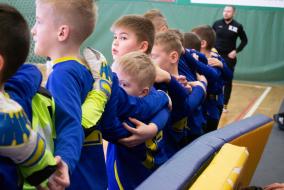 Детская мини-футбольная лига