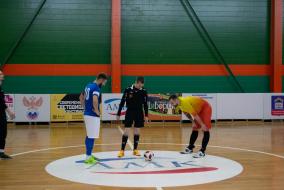 Чемпионат города Мурманска по мини-футболу среди мужских команд сезон 2020/2021