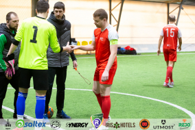 FC Energo  2 : 4  Young Business Club | Winter R-Cup 20/21