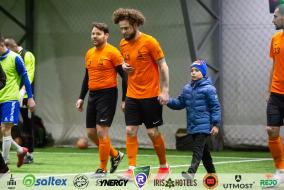 SimStore-Fiskars  7 : 3  SKY KYIV   Winter R-Cup 20/21