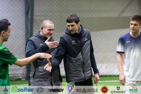F.C. Svyatosh  3 : 7  Smile Development | Winter R-Cup 20/21