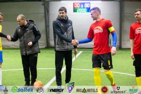 SC Favorit  2 : 7  Энергетик | Winter R-Cup 20/21