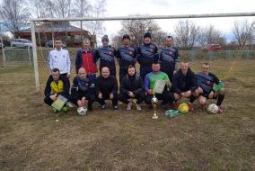Ветеранський турнір 30-ї річниці незалежності України с. Сатиїв