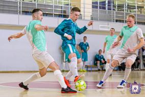 Третья лига 2020/21. Магна Ситинг - Кузнечиха 2:3