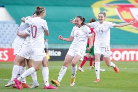 Португалия - Россия. Стыковой матч ЧЕ 2022 среди женщин