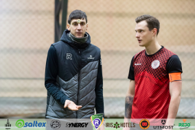 DNIPRO-M  6 : 3  Tech United | Winter R-Cup 20/21