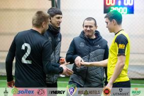 3й Тайм  6 : 4  Falcons Youth | Winter R-Cup 20/21