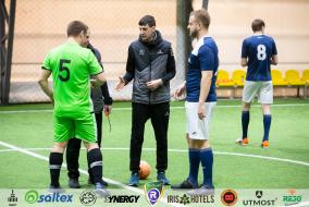 Дружба  8 : 6  Unknown FC | Winter R-Cup 20/21