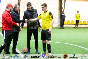 Soborna Team - 2  4 : 4  Falcons Youth | Winter R-Cup 20/21