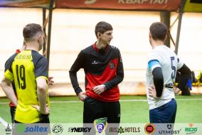 FC BILUX  3 : 1  KARCHER | Winter R-Cup 20/21