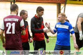 Славутич  0 : 2  ФК Венеция | Winter R-Cup 20/21