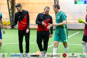 VBA  4 : 1  Мир Футбола | Winter R-Cup 20/21