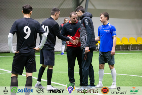 Рейнджери  4 : 5  ФК Сейм Путивль | Winter R-Cup 20/21