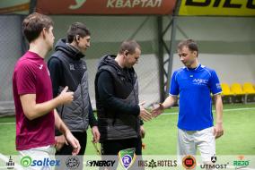 ФК Неизбежность  2 : 3  Трудовые Резервы | Winter R-Cup 20/21