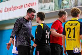 Вторая лига 2020/21. Резерв - Дортехмаш 0:4