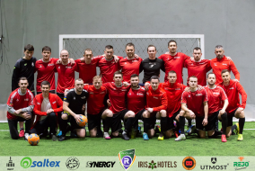 BetonEnergo 2  6 : 3  Крылья Донбасса | R-CUP SPRING 2021