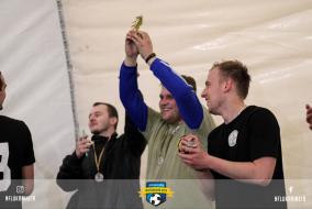 Нагородження переможців зимового сезону 5х5
