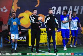 САЛТІВСЬКИЙ МК vs ОЩАДБАНК | FAVBET SFCK 2021 |