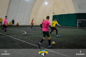 ФК «Січ» - «Третій тайм» (Футбол 5х5)