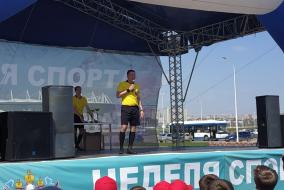 Турнир 2013г.р. в рамках областного спортивного фестиваля