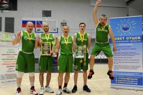 Баскетбол 3х3. Чемпионат 2020-2021. ЛАУРЕАТЫ
