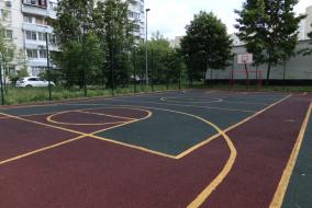 Футбольные площадки